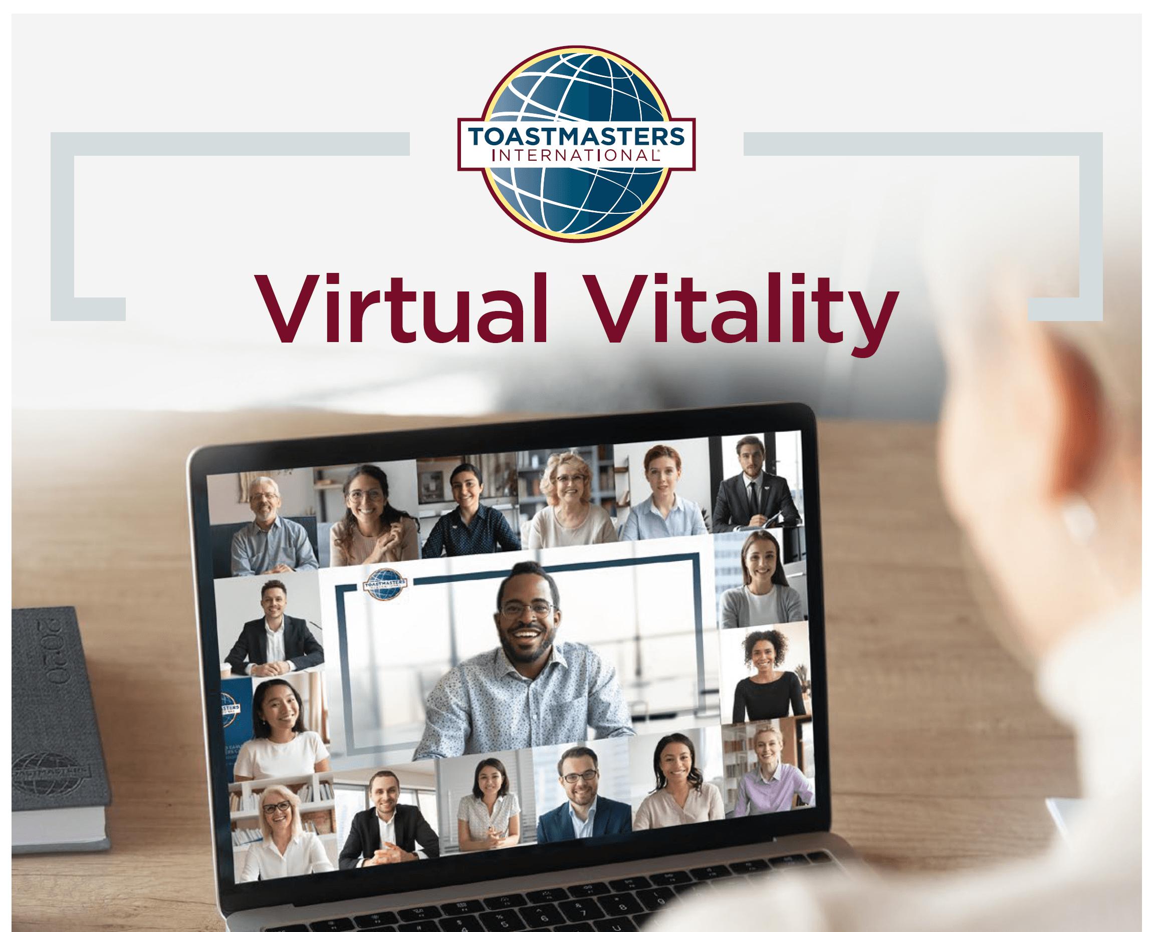 Toastmasters Virtual Vitality